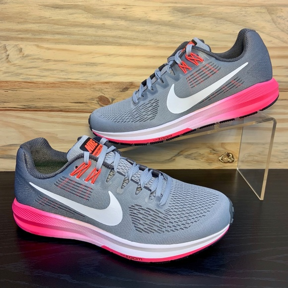 cozy fresh f3c54 a3eb6 New Nike Women's Air Zoom Structure 21 Running NWT